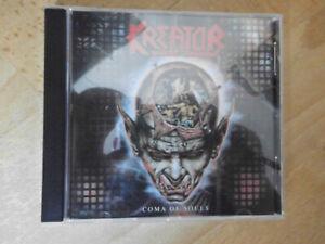 Kreator, coma of souls, CD