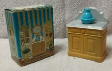 1969 Nib- Avon- Victorian Washstand- Foaming Bath Oil- In Original Box