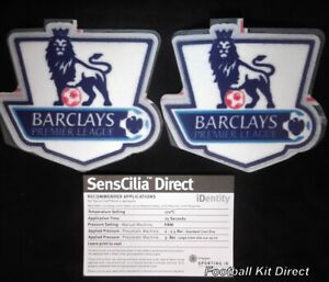 Official Premier League 2007/13 SensCilia/Lextra Football Badge/Patch