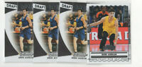4 count lot 2020 Contenders Deni Avdija Front-Row Seat Rookie Cards Tel Aviv RC