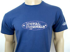 ROYAL ENFIELD LOGO T-SHIRT Classic British Motorcycle - Bullet Super Meteor 500