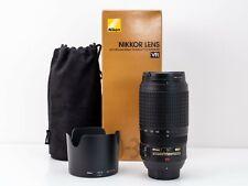 Nikon AF-S Nikkor 70-300mm f/4.5-5.6 G IF ED VR Objektiv OVP
