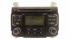 Original 2011 Hyundai Sonata Autoradio XM Sat Radio CD Player # 96180-3Q000