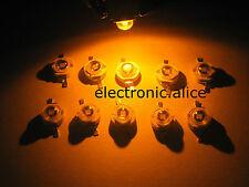 1W 3W High Power Red Green Blue Yellow LED Bead 10pcs 50 pcs 100 pcs