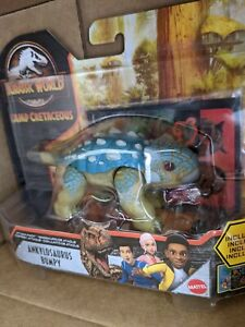 Jurassic World Camp Cretaceous ANKYLOSAURUS BUMPY Attack Pack GMP71 Ships Today