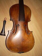 Mit  Zettel   Geige
