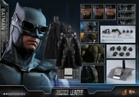 Hot Toys Justice League 1/6 Batman Tactical Batsuit Figure MMS 432 Affleck USA