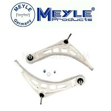 NEW BMW Pair Set of 2  Front Lower Control Arms Meyle HD 31122343352 31122343353