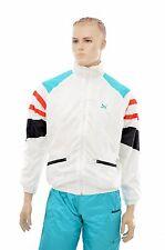 vintage PUMA Shell Suit Top jacket mens size D5 m medium 80s 90s