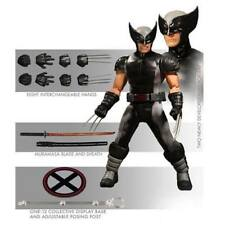 the ONE 12 COLLECTIVE:X-FORCE WOLVERINE EXCLUSIVE 1/12 Action Figure MEZCO TOYS
