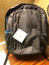 "Dell 15.6"" Urban Backpack Lightweight Sleek Laptop Notebook Bag 460-BCBC TYK0J"