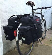 NUOVO Carradice bici posteriore C Super Borse (COPPIA) COTONE Duck 54 L TOUR & Commute