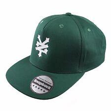 Zoo York-Core Logo-Herren-Cap Baseball Einheitsgröße Hut Flach Snapback