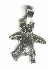 Silver animal Fine Necklaces & Pendants without Stones