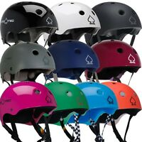 Pro Tec Classic Skateboard Skate Park Helmet Assorted Colors Sizes XS-XL