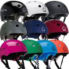 Pro Tec Classic Skateboard Skate Park Helmet Assorted Colors Sizes XS-XL