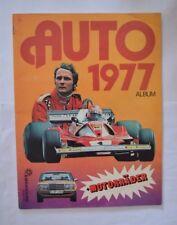 Americana Auto Jahr 1977 / Sammelalbum mit 138 Stickern sehr guter Zustand(232)