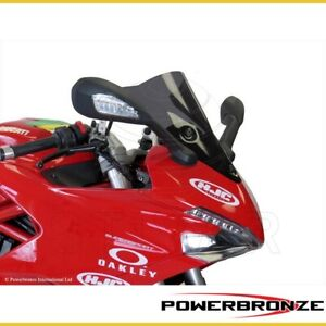 Powerbronze Cupolino Fume' Chiaro Ducati 937 Supersport / S 17/20