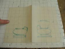 ARTIST Will & Ruth Gerth - ORIGINAL ART DESIGN for Oneida Ltd. -- COFFEE POT