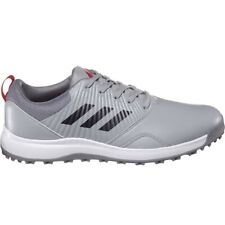 NEW MEN'SADIDAS CP TRAXION SPIKELESS GOLF SHOES GREY EE8864 - PICK A SIZE