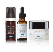 SkinCeuticals Anti-Aging System Resveratrol BE, CE Ferulic & A.G.E. Interrupter