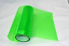 Headlight Tint Film 50cmx30cm GREEN Polyurethane Waterproof Self Adhesive
