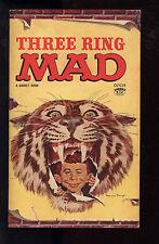 Three Ring Mad (1964) PB 3rd Print ~1966 Don Martin Wally Wood Bob Clarke FN+