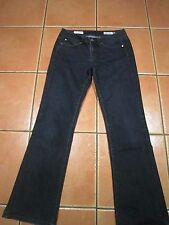 womens JAG mid rise reg fit boot leg denim jeans SZ 9 stretch!