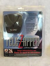 Telezapper Privacy Technologies Call Blocker Keep Telemarketers Out Factory Seal