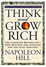 Think and Grow Rich by Napoleon Hill Pdf Ebook + Resell Rights + 5 Free eBooks