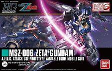 Bandai Hobby Z Gundam HGUC Zeta Gundam HG 1/144 215633 Evolution USA Seller NEW