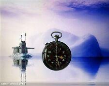 Analoge Taschenuhren mit Chronograph