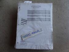 CASE AFS Planting & Seeding Service Manual  Copyright 1999