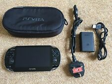 Sony PS Playstation Handheld OLED Vita Console Wifi Ver 3.60 PCH-1003 #10