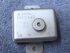 MERCEDES 300b,c Adenauer  Genuine Ballast Resistor   Nice   000 158 01 45