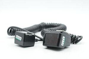 Nikon SC-29 TTL Coiled Remote Cord Off Camera Flash Cable SC29 #114