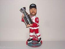 KRIS DRAPER Detroit RedWings Bobble Head 2002 Stanley Cup Champs Trophy #1102