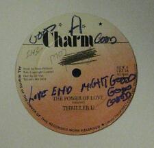 """Thriller U(12""""Vinyl)The Power Of Love-UK-CRT 54-Charm-New/VG"""