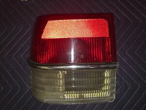 84 85 86 Renault Encore Left Rear Driver Side Tail Light 1