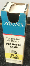 CLX CMB Sylvania Projector Projection Lamp 300W 120V 25HRS NOS Vintage