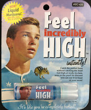 Feel Incredibly High- Mint Mouth spray  Breath By BlueQ Novelty Gift