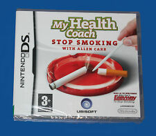 My Health Coach: Stop Smoking with Allen Carr (Nintendo DS, 2008) - European Version
