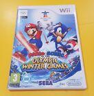 Mario e Sonic Ai Giochi Olimpici Invernali GIOCO WII IN ITALIANO