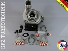 Turbolader Orig. Garrett Mercedes OM642 A6420900280 C E CLK + Montagesatz