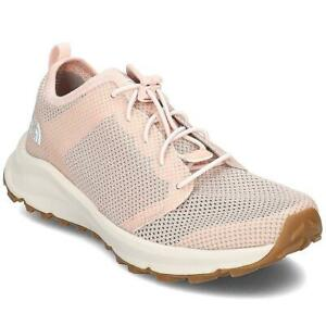 The North Face Litewave Flow Lace II Women's Shoes - T93RDUC8S Pink 8.5 US 39.5