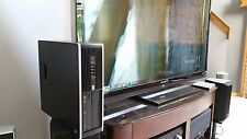 Media Center HP NETFLIX HULU Roku Streaming computer SSD PC HDTV HDMI wifi-N DVD