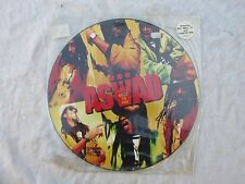 "ASWAD 12"" NEXT TO YOU picture disc EX+"