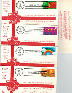 BETTER CACHET SPECIAL OCCASIONS SET OF 4 by Keystone + Text Cards
