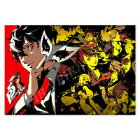 Persona 5 The Royal Poster - Official Game Art - High Quality Prints