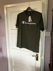Champion t-shirt - large